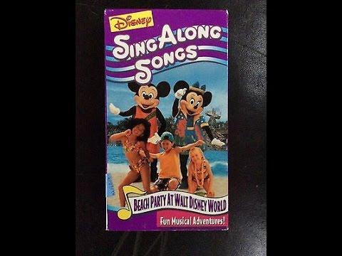 Download Disney S Sing Along Songs Disneyland Fun 1990 Full In