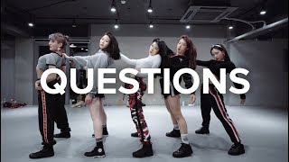 Questions - Chris Brown / Jin Lee Choreography