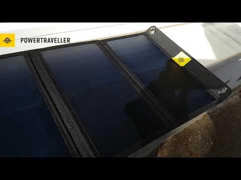 Powertraveller Solarladegerät Falcon 21 PTL (21W)