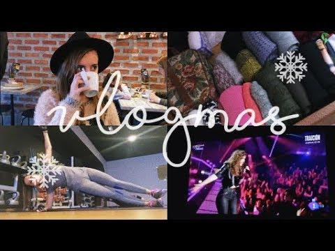 ROPA DE INVIERNO Y OPERACIÓN TRIUNFO #VLOGMAS 3 y 4