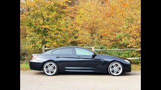 BMW 6 klasė Gran Coupe (F06) 2012 - dabar
