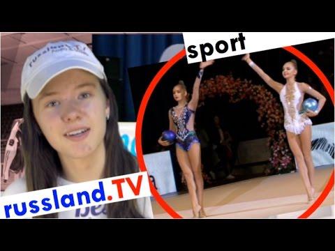 Dina & Arina Averina – RSG-Onlinestars [Video]