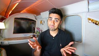 THE $34,000 FIRST CLASS AIRPLANE ROOM !!!