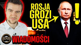 PILNE! Rosja OSKARŻYŁA USA o wpływanie na wybory! | WIADOMOŚCI