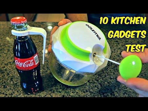 10 Kitchen Gadgets put to the Test - Part 11