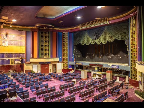 Rare Abandoned Cinema with Working Power - Urbex Lost Places UK