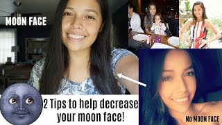 TIPS TO GET RID OF YOUR MOON FACE WHILE ON PREDNISONE!!!