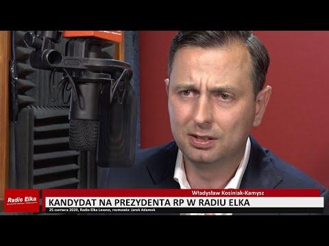 Wideo1: Kandydat na Prezydenta RP Władysław Kosiniak-Kamysz