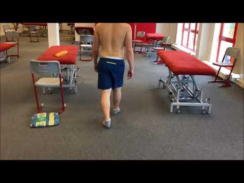 Eingeklemmter Nerv Knie