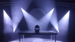 JSF SHOW ROOM   ADJ FOCUS SPOT 4Z OVERVIEW   200W LED Spot Moving Head