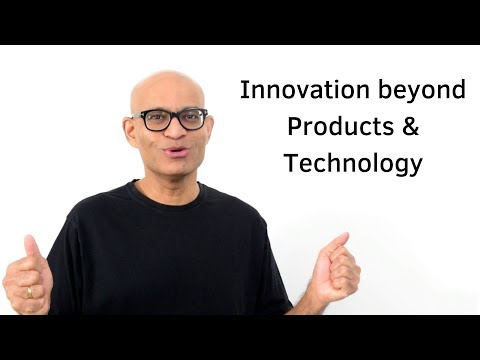 "A business with ""No Product""?- Innovation Beyond Products and Technology"