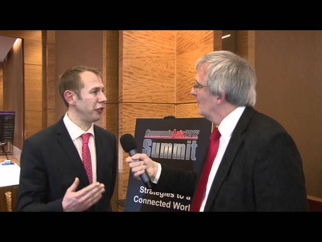 2012 – Oliver Johnson on Revenues From Value Added Services