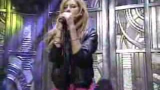 "Ashley Tisdale ""Not Like That"" Live on Regis and Kelly!"