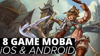 8 Game MOBA (mirip DOTA) di iOS dan Android Terbaik