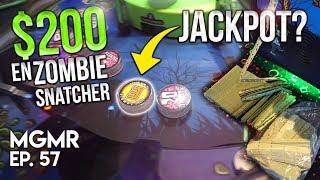200 PESOS de ZOMBIE Snatcher - MiniGames en el Mundo Real Ep. 57