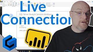 Power BI Walkthrough: Analysis Services Live Connect