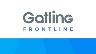 Gatling FrontLine video