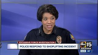 COPS TERRORIZE A BLACK FAMILY OVER A $1 DOLL PART-2