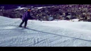 preview picture of video 'Bormio ski february'