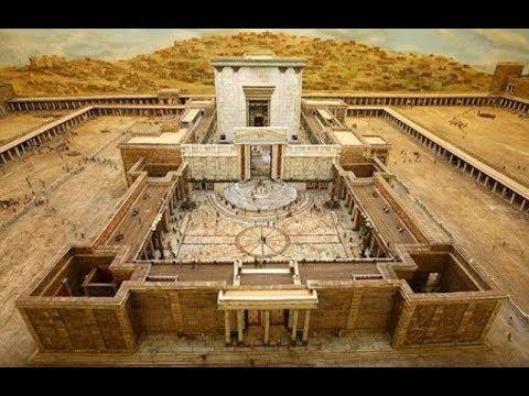 Jerusalem Menjadi Ibu Kota Israel dan Pembinaan Kuil Ketiga Yahudi di Palestin