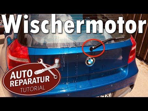 Heckwischermotor wechseln   Wischermotor defekt   DIY Tutorial