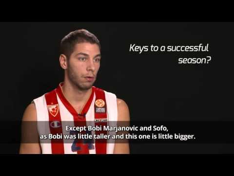 Pre-season Interview: Stefan Jovic, Crvena Zvezda Belgrade