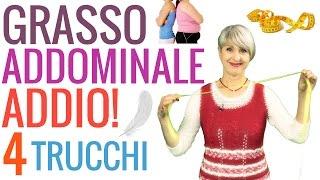 PERCHE' ITALIANI IN AMERICA PRENDONO PIU' PESO?  - PANCIASTOP - 4 trucchi: la prevenzione e