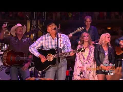 george strait   the cowboy rides away 2014 sampler