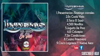 Linderos Del Norte -En Vivo(Disco Completo)Desde Coahuila