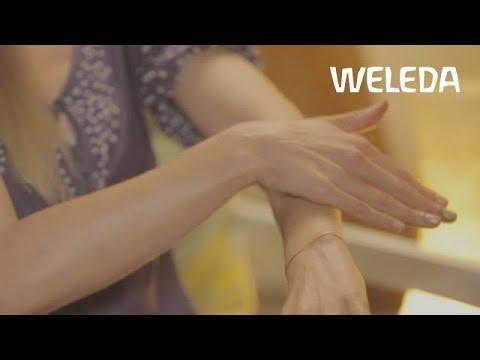 Weleda Tutorial: Ainutlaatuinen vartalonhoito
