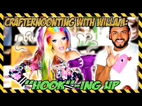Crafternoonting w/ WILLAM (feat. Joey The Builder)