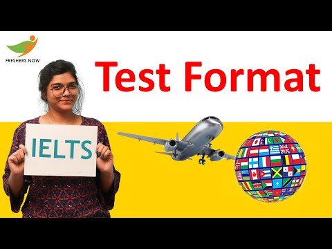 IELTS Test Format 2020-21 | General and Academic Test Pattern ...