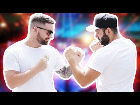 ÚVOD A PŘEDSTAVENÍ | Box Fight #1