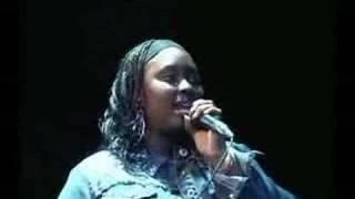 Nikita Jones - I Want You Back - Youngstown Superstar II!