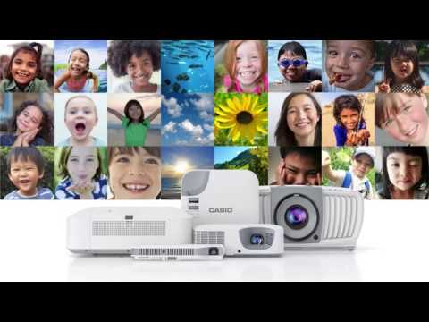 Casio XJ-V2 LED Projector