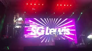 SG Lewis   Again  Wanderlandfest   (live)