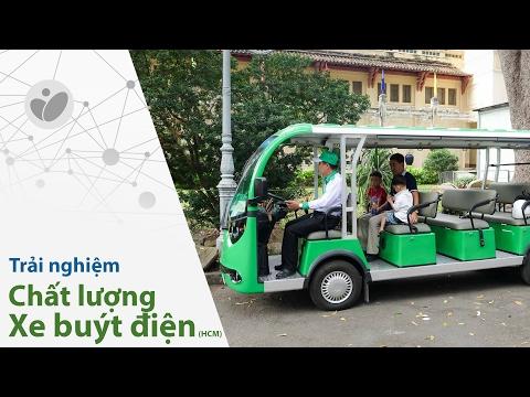 Trải nghiệm xe buýt điện Mai Linh, tuyến D1: CV 23/9 đi Thảo Cầm Viên