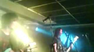 Nuclear Torment - Caught in a Mosh (Cover) Live
