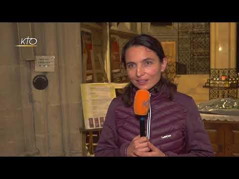 Attentat de Nice : l'émotion après la messe de la Toussaint à Nice