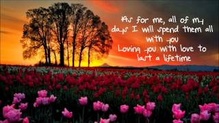 Jose Mari Chan - A Love to Last a Lifetime (Lyrics)