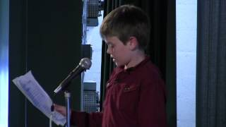 The Importance Of Family Time: Luca At TEDxYouth@IsaacDickson