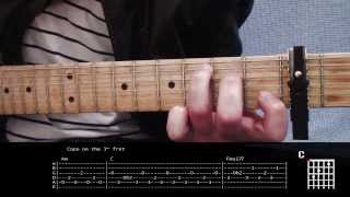 Guitar Lesson: Of Monsters and Men - Dirty Paws / With Tabs