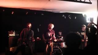 Bei Bedarf (Deutsch Punk Berlin) 1000 Augen Live @ Bamberg 2014