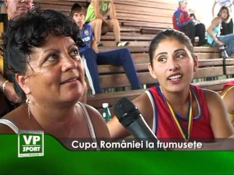 Cupa Romaniei la frumusete