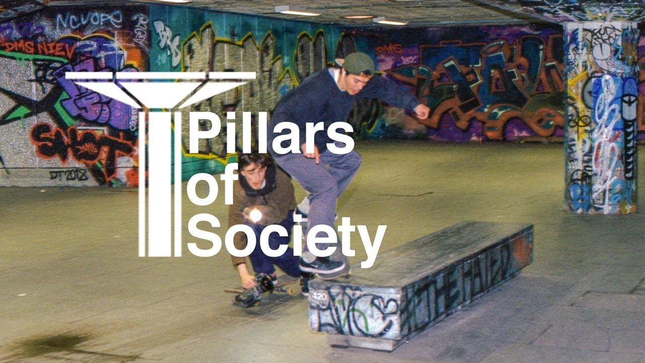 """Pillars of Society"", and edit supporting Long Live Southbank - jenkemmag"