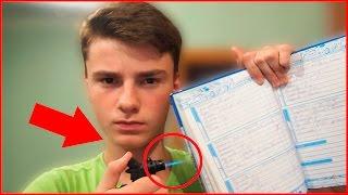 11 ЛАЙФХАКОВ ДЛЯ ШКОЛЫ / SCHOOL LIFEHACKS / ШКОЛЬНЫЕ ЛАЙФХАКИ