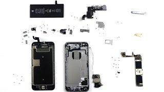 Давайте разберем iPhone 6S