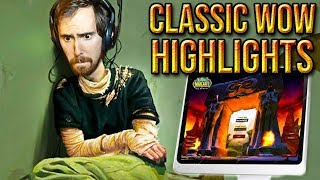 Asmongold Can't Stop Playing Classic  - Classic WoW Highlights #5