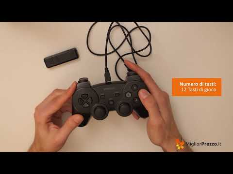 Gamepad wireless Speedlink Strike FX V2 Video Recensione