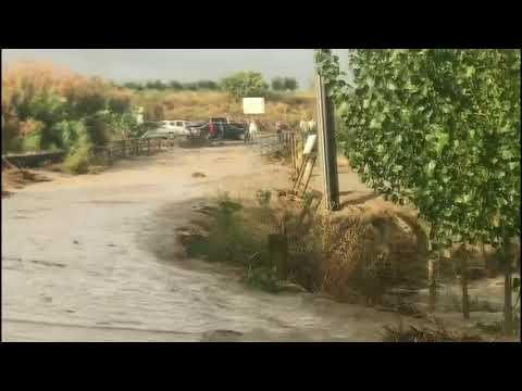 Inundaciones 14 de Septiembre de 2019